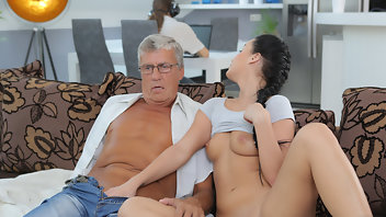 Cuckold 18 Years Old Dad