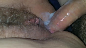 Amateur Hairy Creampie Homemade