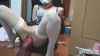 Doll Dildo Teen Gaping