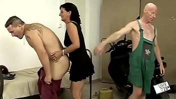 Granny European Mature Mom Cheating