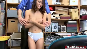 Office Teen Hardcore Blowjob