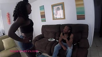 Drugged Black Pornstar POV