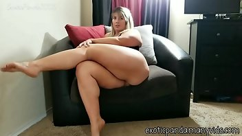 Girls Masturbating Blonde Babe Ass