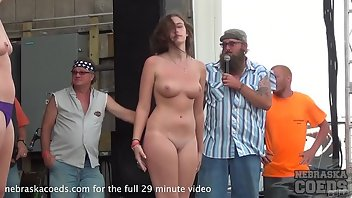 Contest Brunette Homemade Wet Public