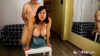 European Brunette Doggystyle Amateur