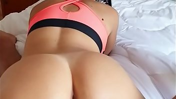 Dance Teen Blonde Ass