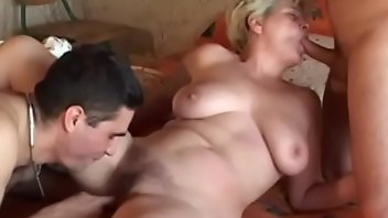 Algerian Cumshot Facial Blonde