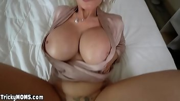 Satin MILF POV Russian