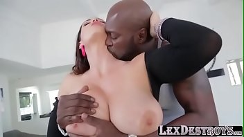 Nylon Hardcore Babe Interracial