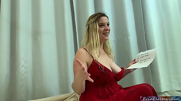 Pregnant Blonde Creampie Riding