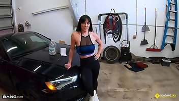Muscle Pornstar Blowjob Doggystyle