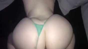 Irish Interracial Ass BBW