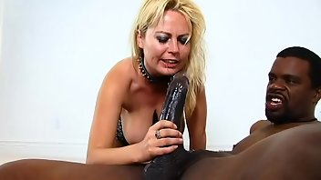 Mask Facial Blonde Interracial