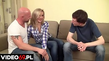 Downblouse Anal Threesome Girlfriend Polish