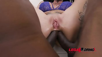 Sex Toys Anal Interracial Blowjob