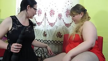 Insertion Stockings Lesbian MILF